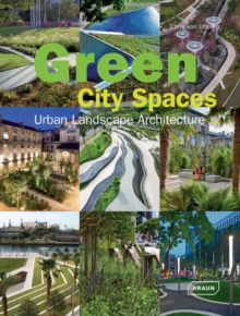 Green City Spaces, Hardback Book