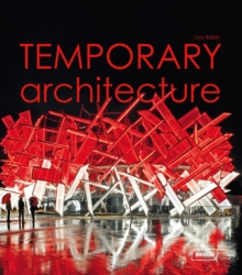 Temporary Architecture, Hardback Book
