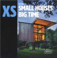XS - small houses big time, Hardback Book