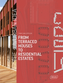 sub/Urban Idea: From Terraced Houses to Residential Estates, Hardback Book