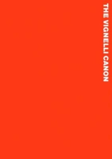 The Vignelli Canon, Paperback / softback Book