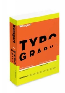Typography : My Way to Typography, Paperback / softback Book