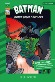 Batman: Kampf gegen Killer Croc, EPUB eBook
