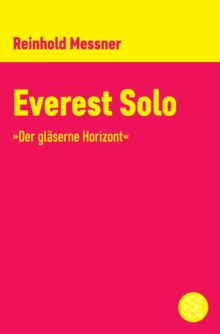 Everest Solo, EPUB eBook