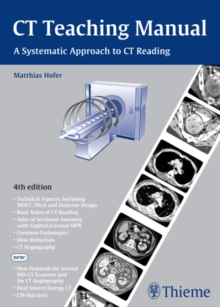 CT Teaching Manual : A Systematic Approach to CT Reading, Paperback Book