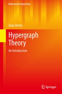 Hypergraph Theory : An Introduction, PDF eBook