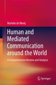 Human and Mediated Communication around the World : A Comprehensive Review and Analysis, PDF eBook
