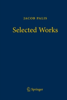 Jacob Palis - Selected Works, Hardback Book