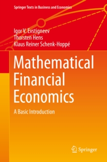 Financial Economics Pdf
