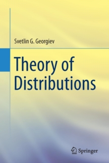 Theory of Distributions, Paperback Book