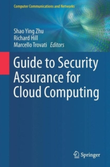 Guide to Security Assurance for Cloud Computing, Hardback Book