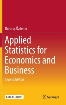 Applied Statistics for Economics and Business, Hardback Book