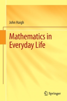 Mathematics in Everyday Life, Paperback Book