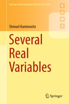 Several Real Variables, PDF eBook