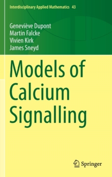 Models of Calcium Signalling, Hardback Book
