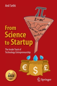 From Science to Startup : The Inside Track of Technology Entrepreneurship, Paperback Book