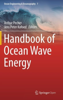 Handbook of Ocean Wave Energy, Hardback Book