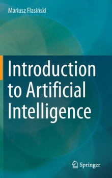 Introduction to Artificial Intelligence, Hardback Book