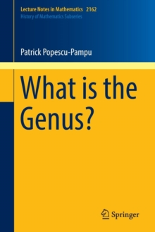 What is the Genus?, Paperback Book