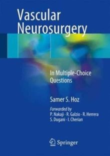 Vascular Neurosurgery : In Multiple-Choice Questions, Paperback Book