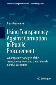 use of technology in transparency to combat coruption In compliance with certain administrative requirements, the national anti-corruption authority may identify the data and information that are subject to pursuant to the goal of achieving transparency in the use of public funds, the law charges the agency for digital italy, jointly with the ministry of the.