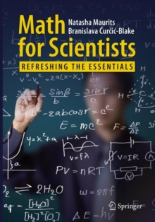 Math for Scientists : Refreshing the Essentials, Paperback / softback Book