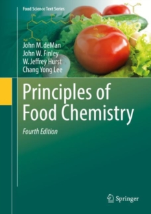 Principles of Food Chemistry, Hardback Book