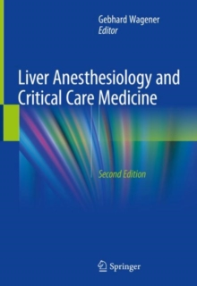 Liver Anesthesiology and Critical Care Medicine, Hardback Book