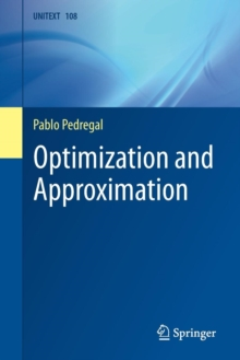 Optimization and Approximation, Paperback Book