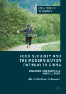 Food Security and the Modernisation Pathway in China : Towards Sustainable Agriculture, Hardback Book
