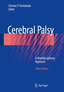 Cerebral Palsy : A Multidisciplinary Approach, Hardback Book