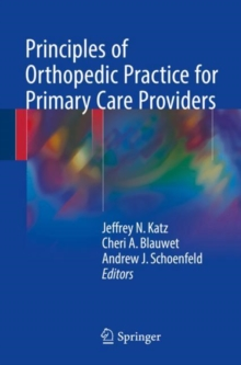 Principles of Orthopedic Practice for Primary Care Providers, Paperback Book