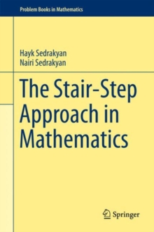 The Stair-Step Approach in Mathematics, Hardback Book