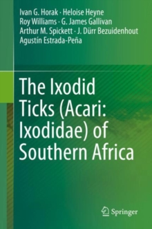 The Ixodid Ticks (Acari: Ixodidae) of Southern Africa, EPUB eBook