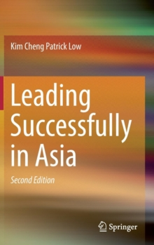 Leading Successfully in Asia, Hardback Book