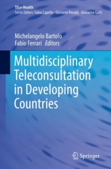 Multidisciplinary Teleconsultation in Developing Countries, Paperback Book