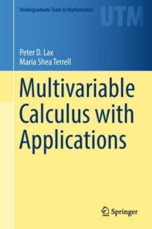 Multivariable Calculus with Applications, Hardback Book