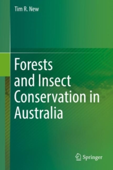 Forests and Insect Conservation in Australia, EPUB eBook