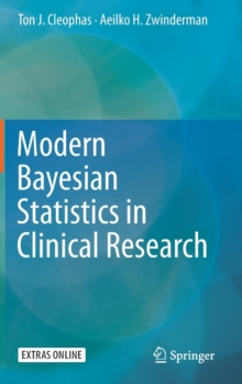 Modern Bayesian Statistics in Clinical Research, Hardback Book
