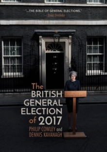 The British General Election of 2017, Paperback / softback Book
