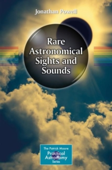 Rare Astronomical Sights and Sounds, Paperback / softback Book