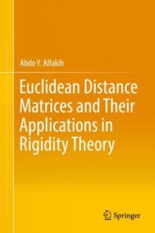 Euclidean Distance Matrices and Their Applications in Rigidity Theory, EPUB eBook