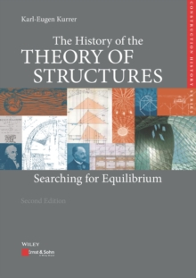 The History of the Theory of Structures : Searching for Equilibrium, EPUB eBook