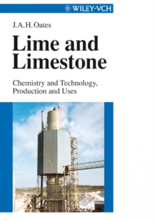 Lime and Limestone : Chemistry and Technology, Production and Uses, PDF eBook
