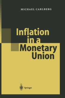 Inflation in a Monetary Union, PDF eBook