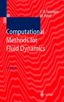 Computational Methods for Fluid Dynamics, Paperback / softback Book