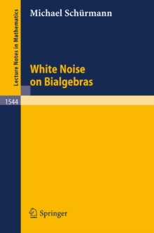 White Noise on Bialgebras, PDF eBook
