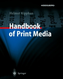 Handbook of Print Media : Technologies and Production Methods, Mixed media product Book
