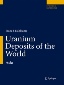 Uranium Deposits of the World, Hardback Book