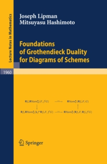 Foundations of Grothendieck Duality for Diagrams of Schemes, PDF eBook